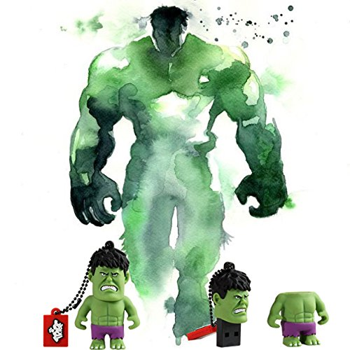 Marvel The Avengers Hulk USB Stick 16GB 223